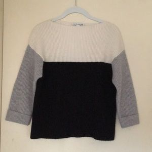 Autumn Cashemere Sweater 3/4 Sleeves Size XS